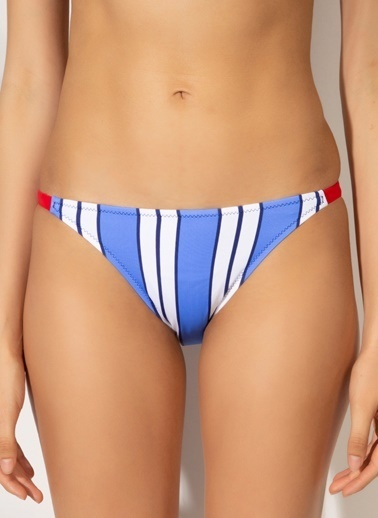 North Of Navy Bikini Alt Mavi